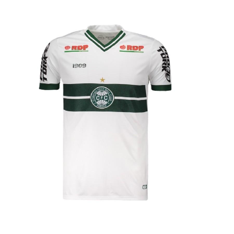 Camisa Coritiba 1909 Sports Of. 1 20/21 S°/N