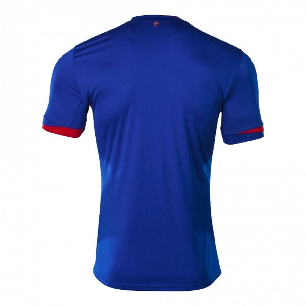 Camisa CSKA Moscou Joma Home 20/21 Masculino Azul