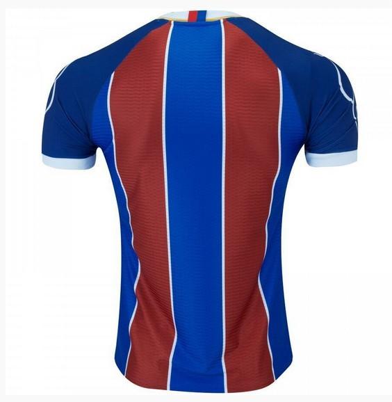 Camisa do Bahia OF. 2 20/21 Esquadrão Feminina Listrada