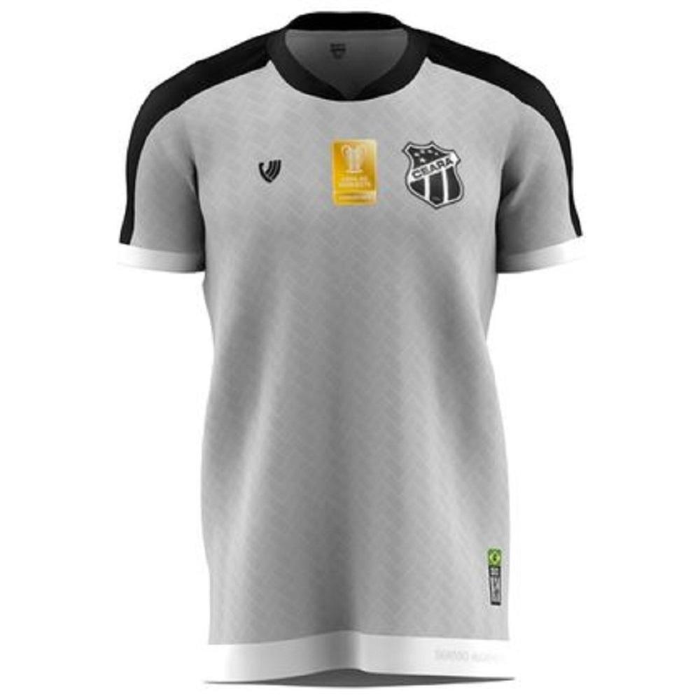 Camisa do Ceará Vozão S/Nº Sertão Alvinegro Masculino