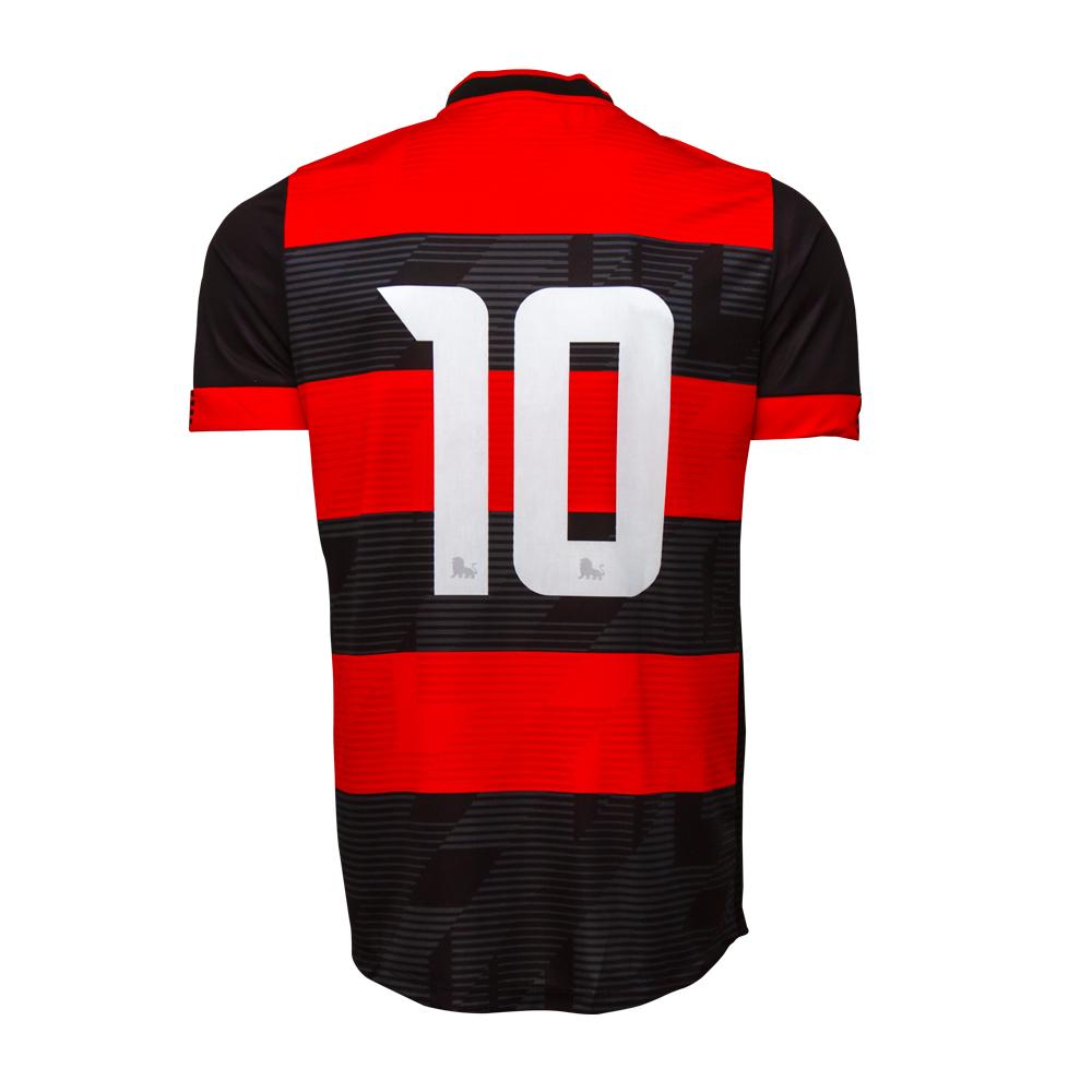 Camisa do EC Vitória Of 21/22 Nego Masculino