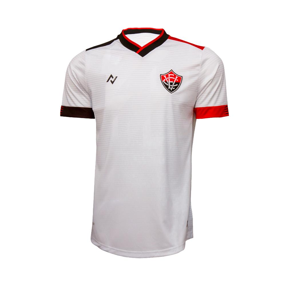 Camisa do EC Vitória OF. 2 21/22 Nego Masculino