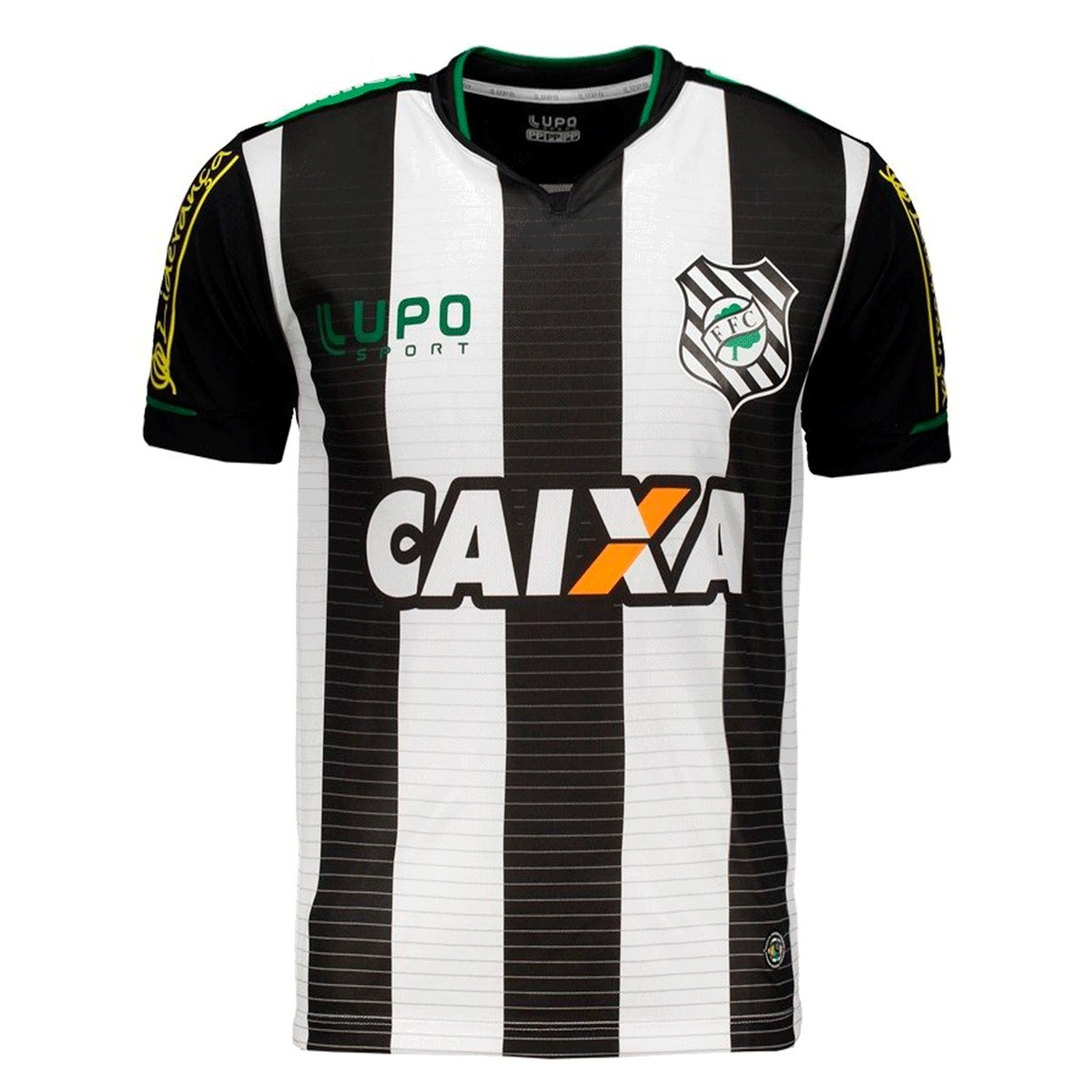 Camisa Figueirense Lupo Home 14 15