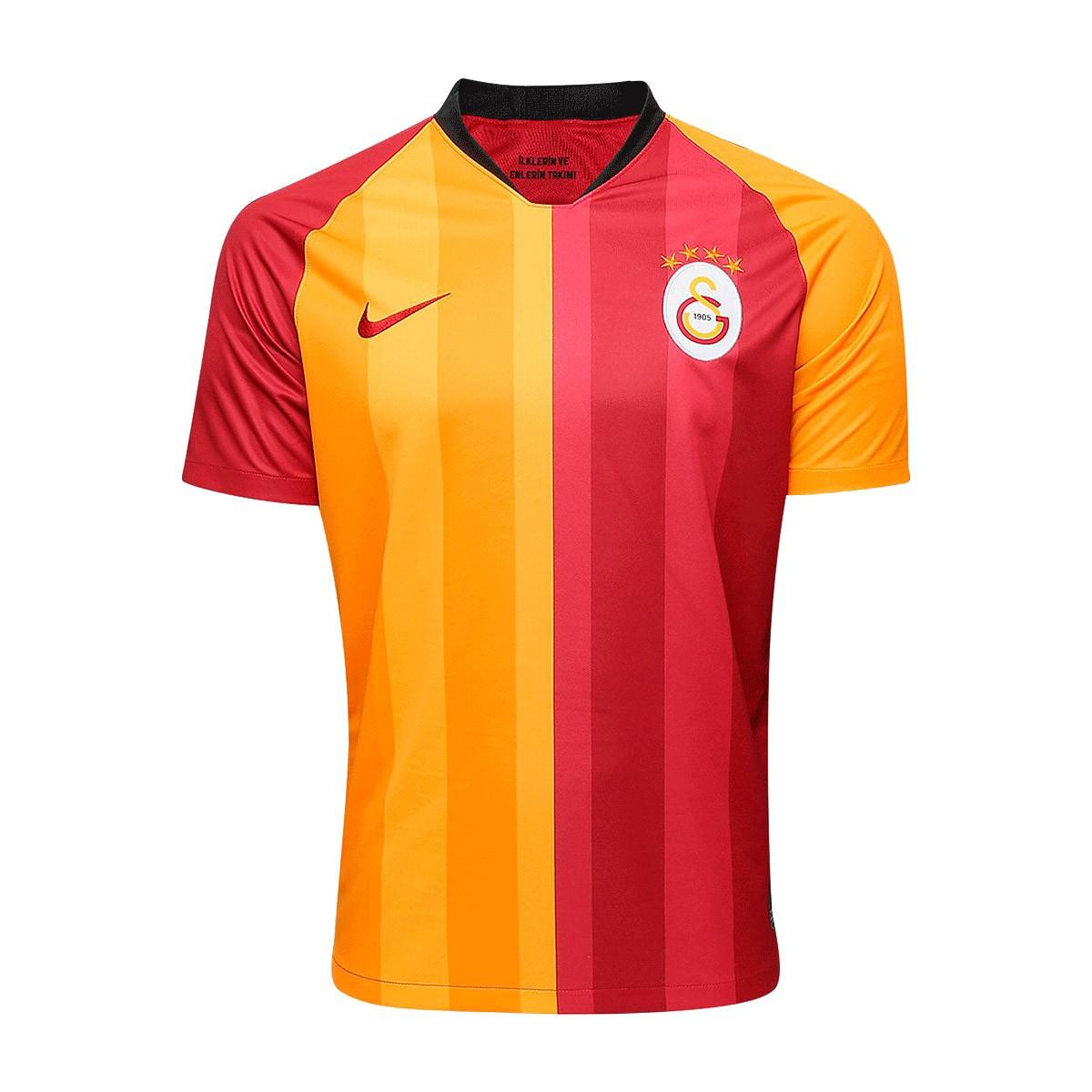 Camisa Galatasaray Nike Home Torcedor SN