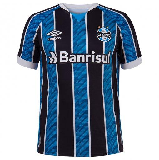 Camisa Grêmio Umbro Of. 1 20/21 Masculina