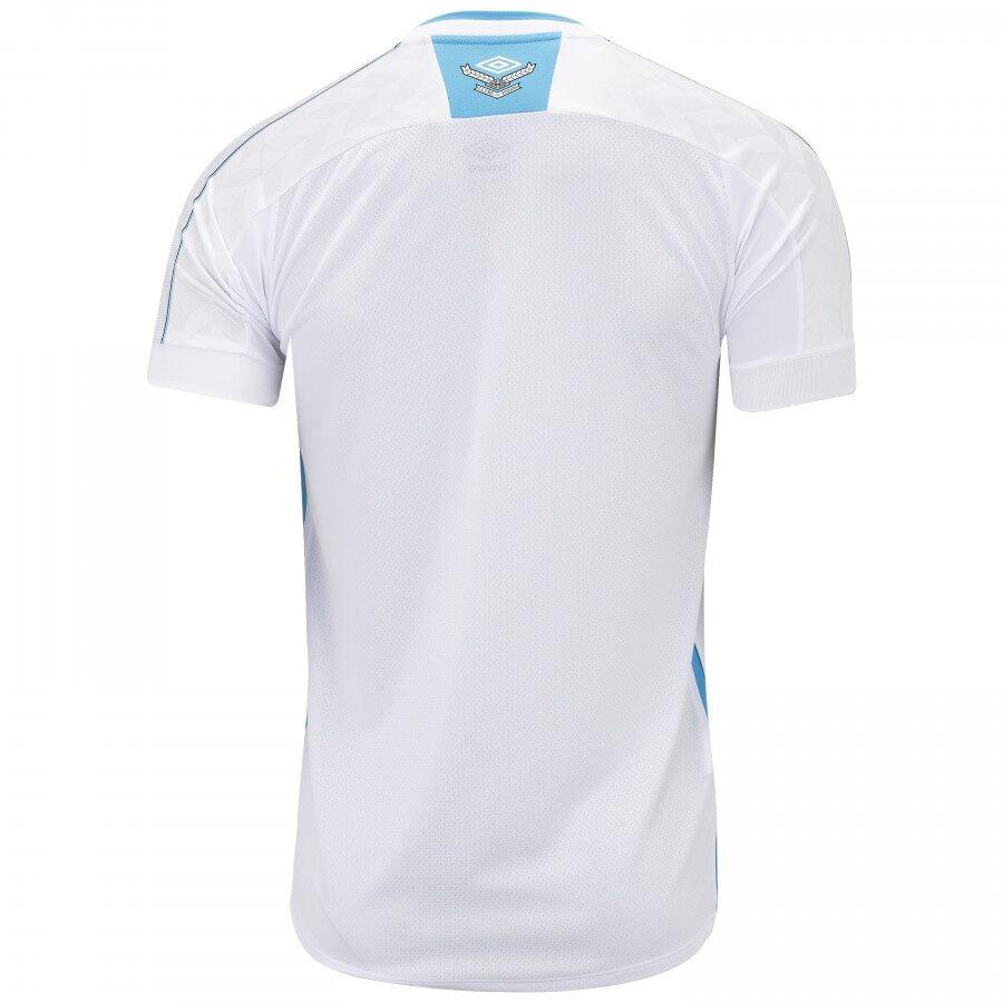 Camisa Grêmio Umbro Of. 2 20/21 Masculina
