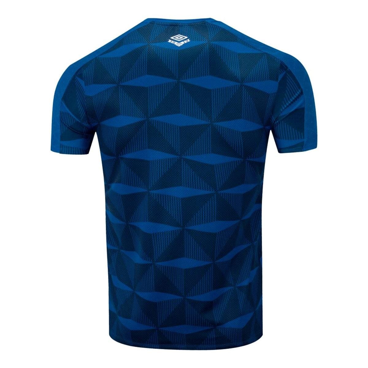 Camisa Grêmio Umbro Of. 3 19 20 SN Masculino