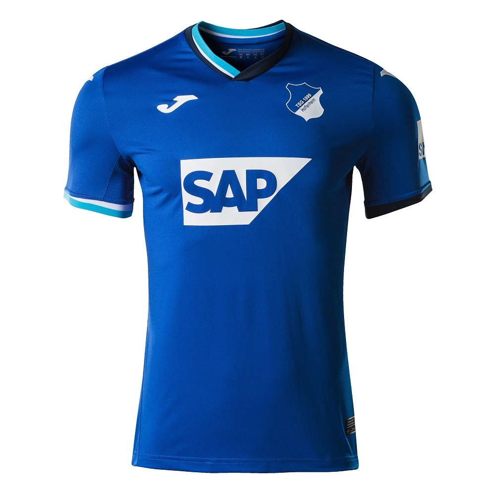 Camisa Hoffenheim Joma Home 20/21 Masculino Azul