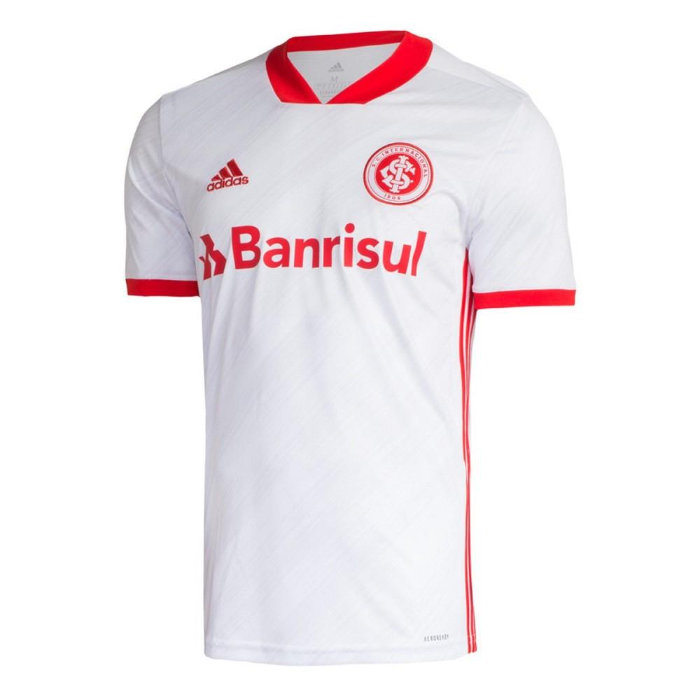 Camisa Internacional Of. 2 20/21 s/nº Torcedor Adidas Masculina Branco