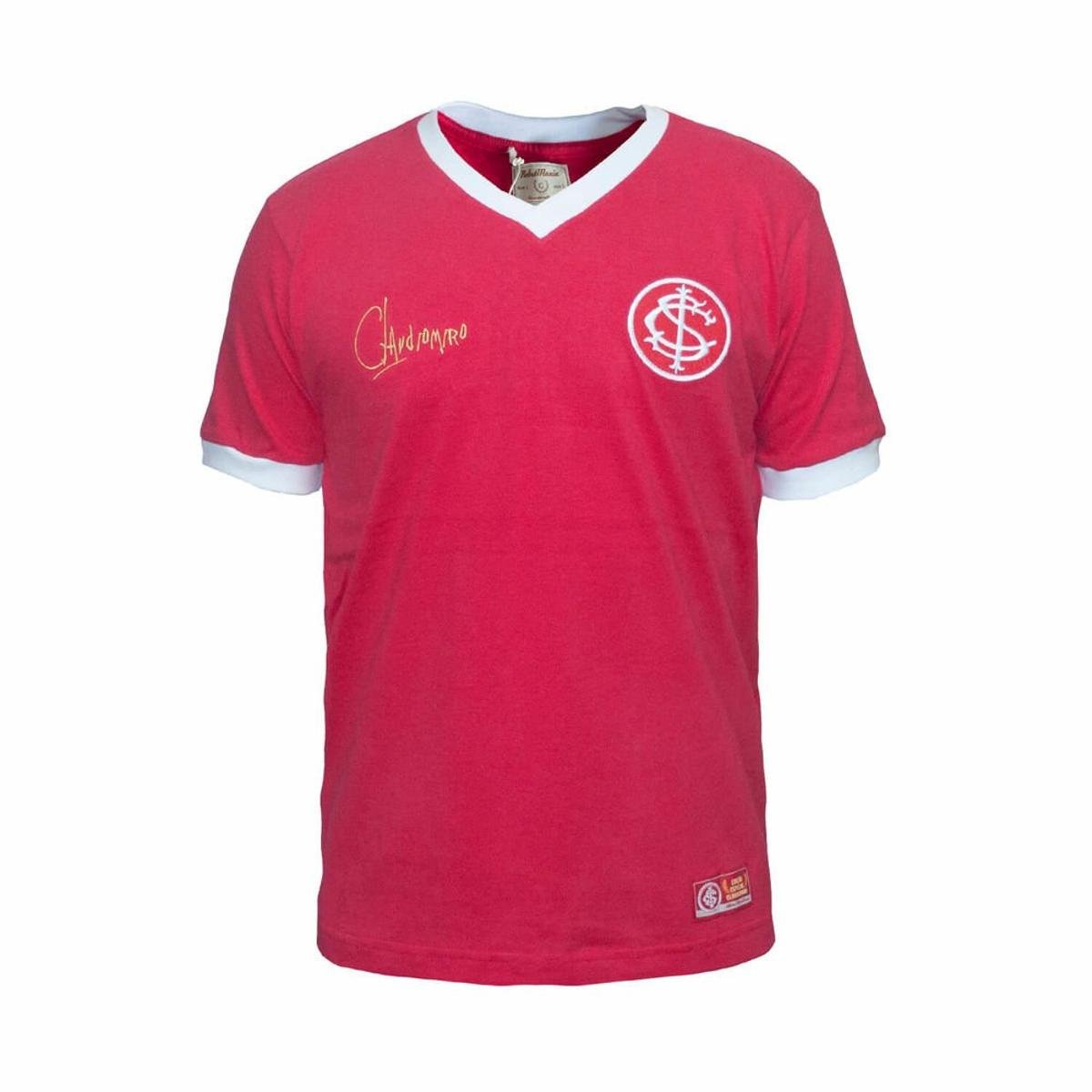 Camisa Internacional Retrô 1969