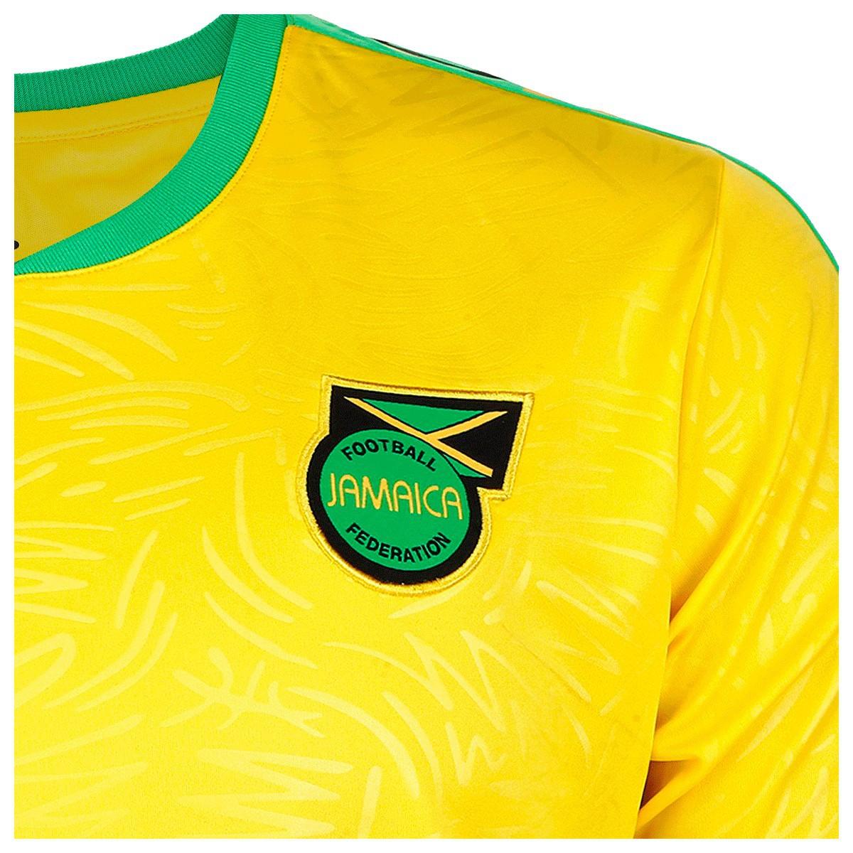 Camisa Jamaica Umbro Home Jersey 19 20