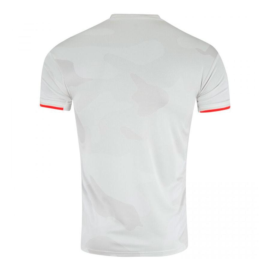 Camisa Juventus Adidas Away 19 20 Masculino Cinza Claro
