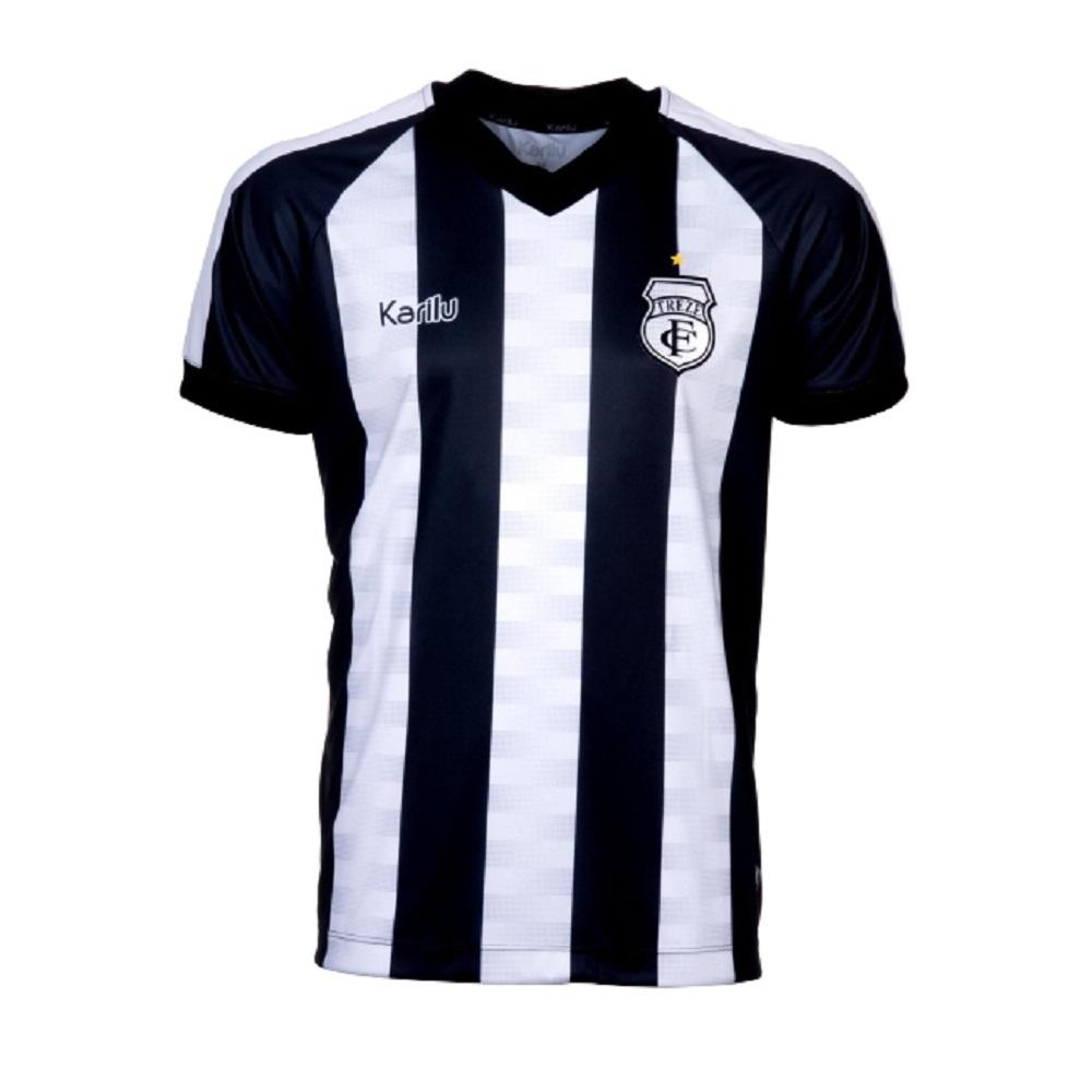 Camisa Karilu Treze FC Of.1 S/Patrocínio 21/22 Masculino