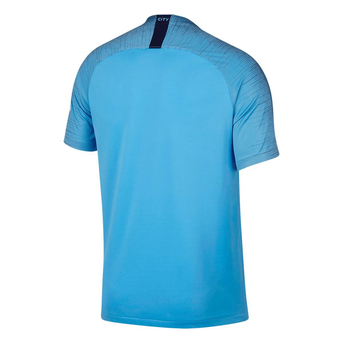 Camisa Manchester City Nike Home 18 19 Torcedor SN