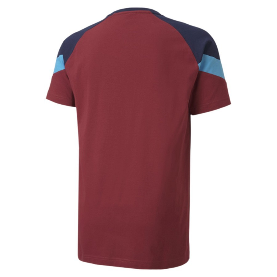 Camisa Manchester City Puma Iconic MCS Tee Masculino