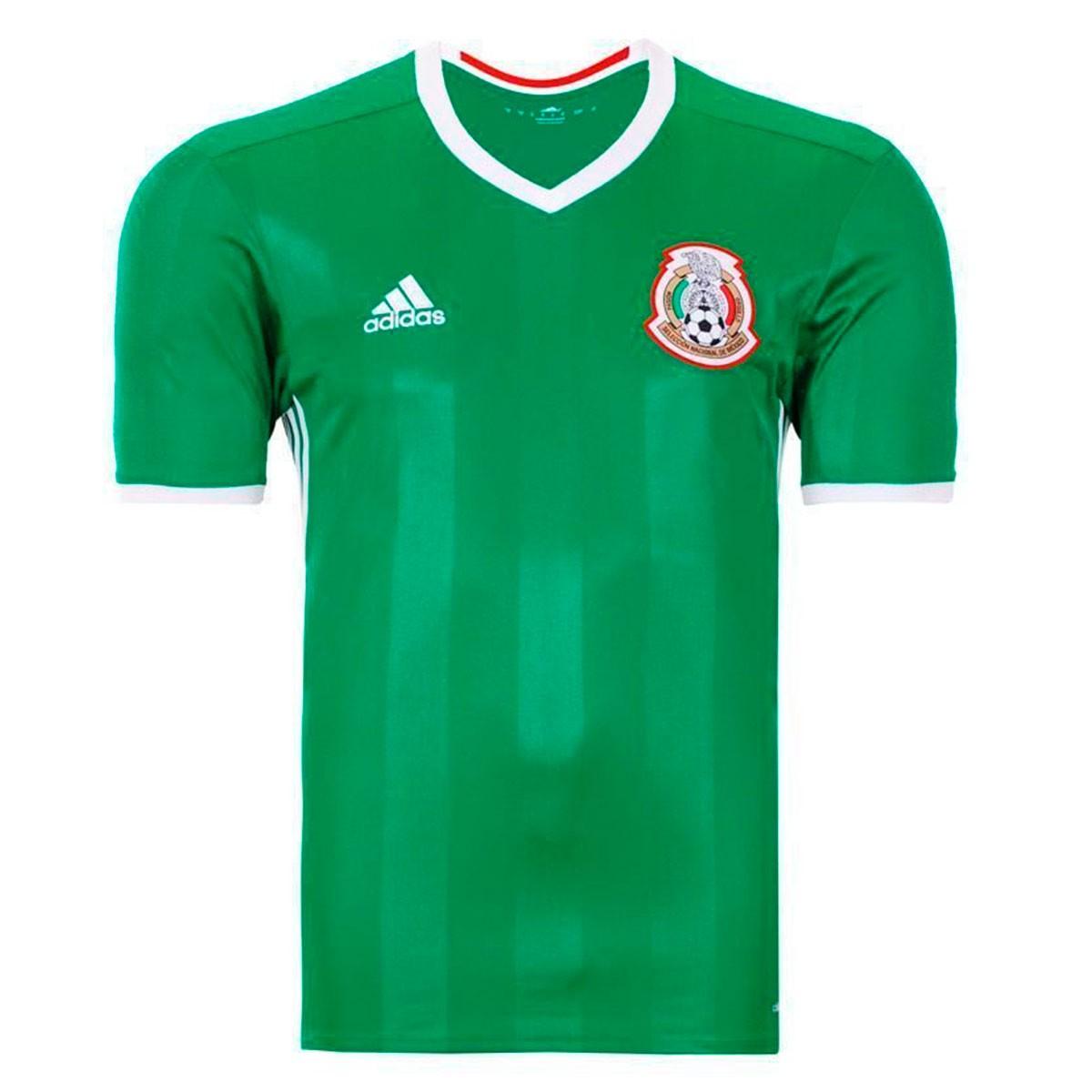 Camisa México Adidas Home 2016