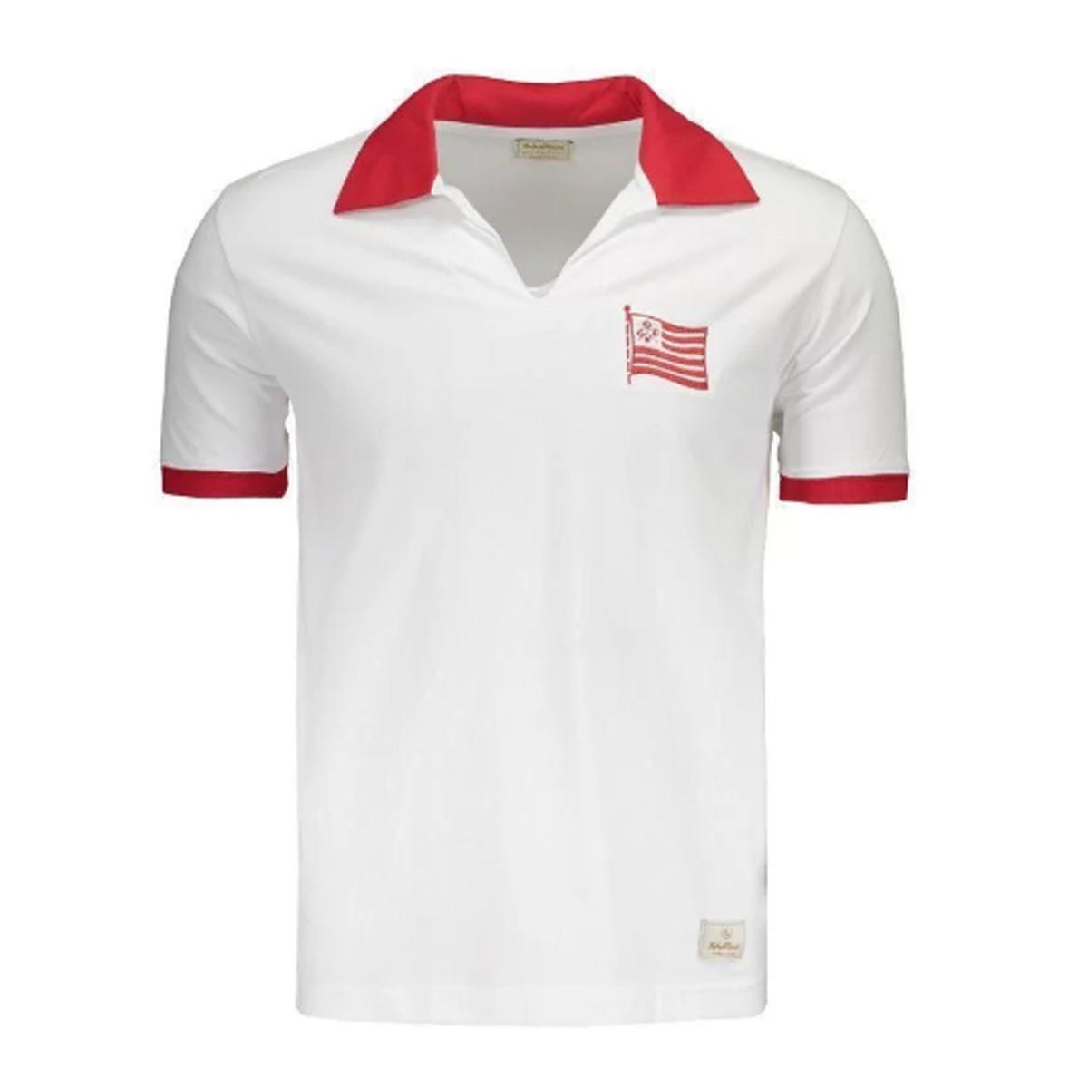 Camisa Naútico 1968 - Retrô - Branca