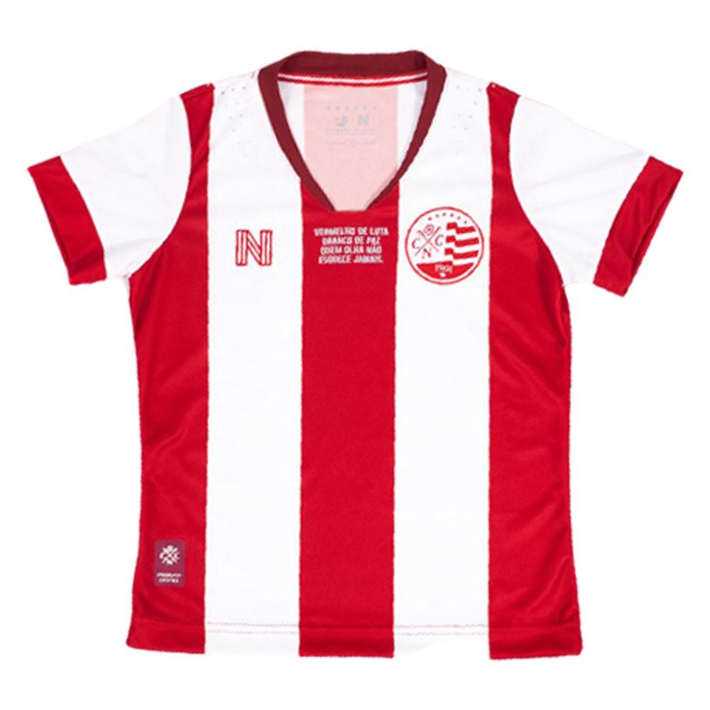 Camisa Náutico Nseis Infantil Of. 1 20/21