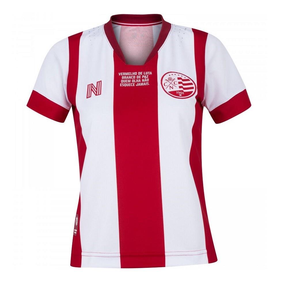 Camisa Náutico Nseis Of. 1 S/n° 20/21 Feminino
