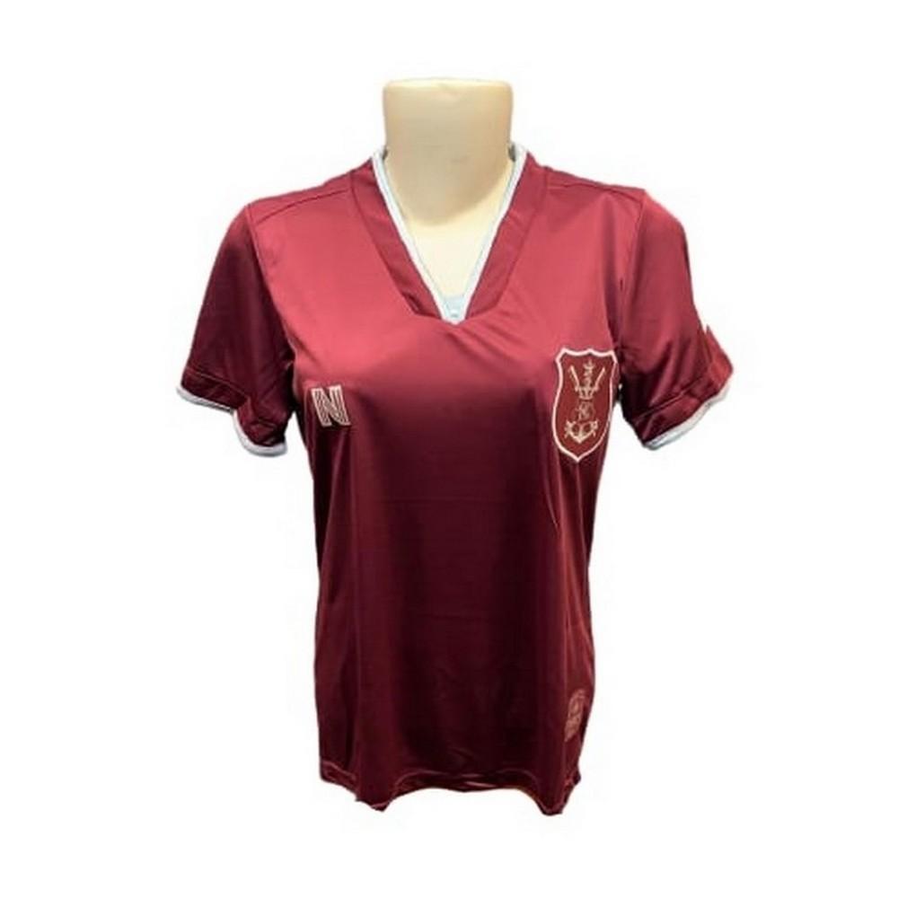 Camisa Náutico Nseis Safra Especial Feminino S/Nº 19/20