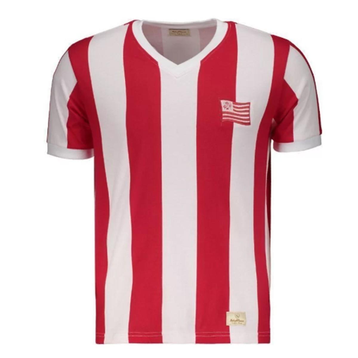 Camisa Náutico Retrô 1968 Listrada