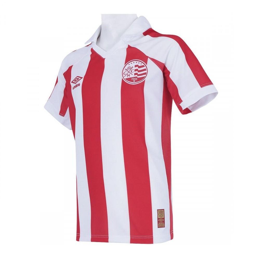 Camisa Náutico Umbro Of. 1 15/16  nº10 Infantil