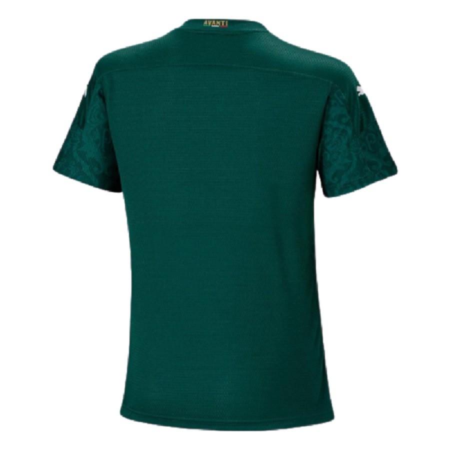 Camisa Palmeiras Of.1 20/21 s/n° Torcedor Puma Feminina Verde