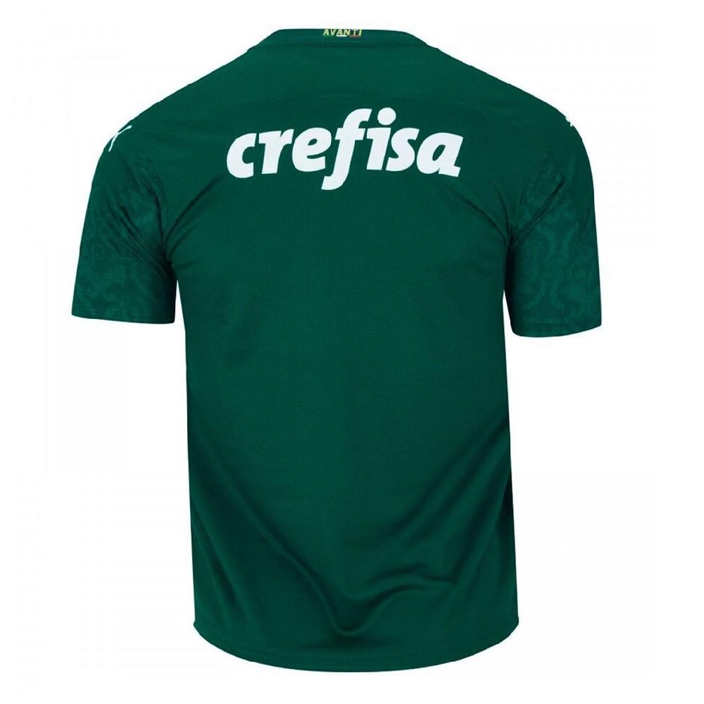 Camisa Palmeiras Puma Home 20/21