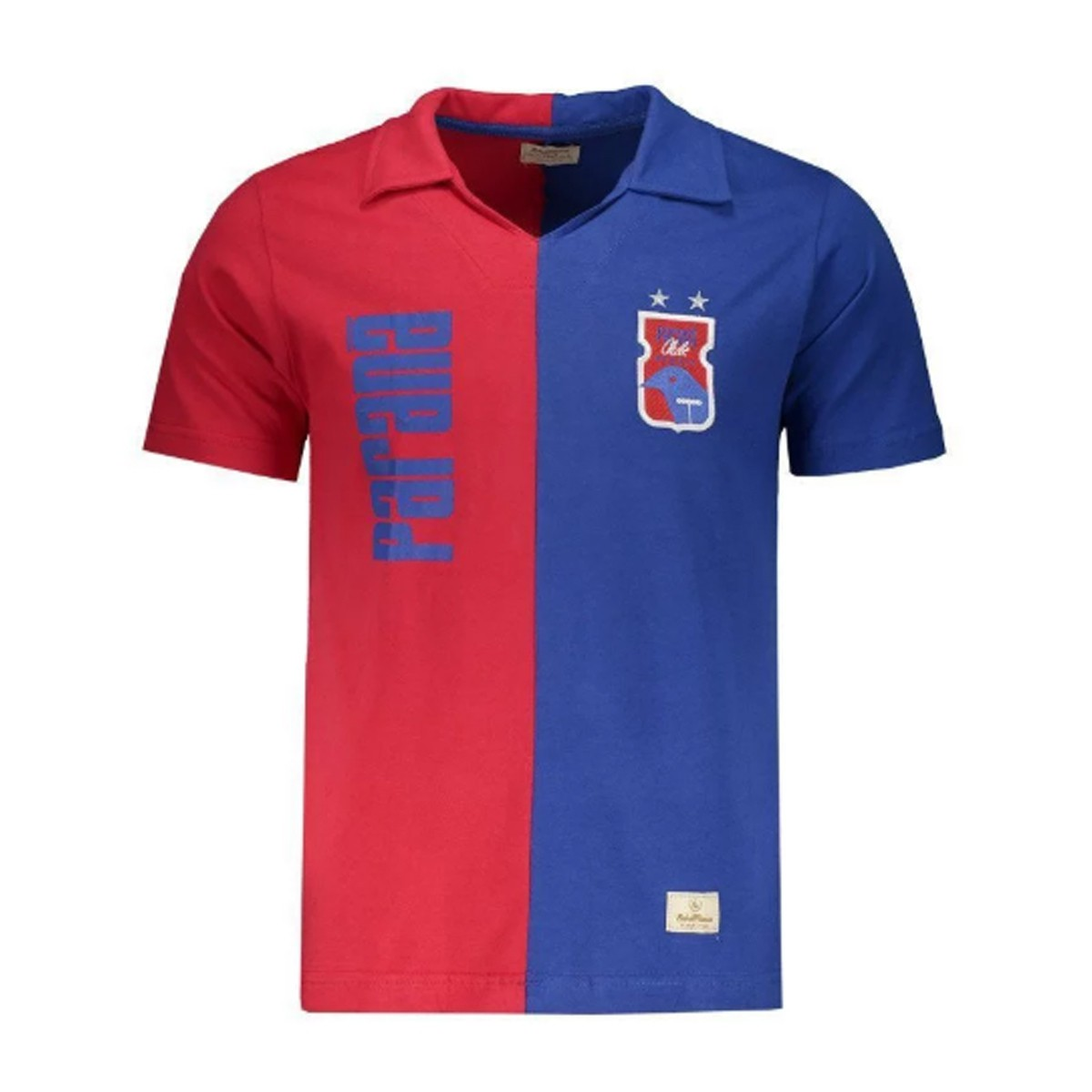 Camisa Paraná Retrômania Clube 1990 - Retrô