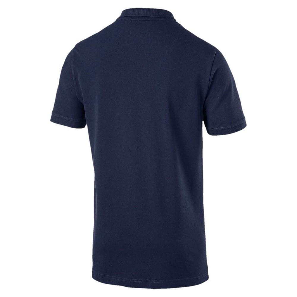 Camisa Polo Puma ESS Pique Masculina Marinho