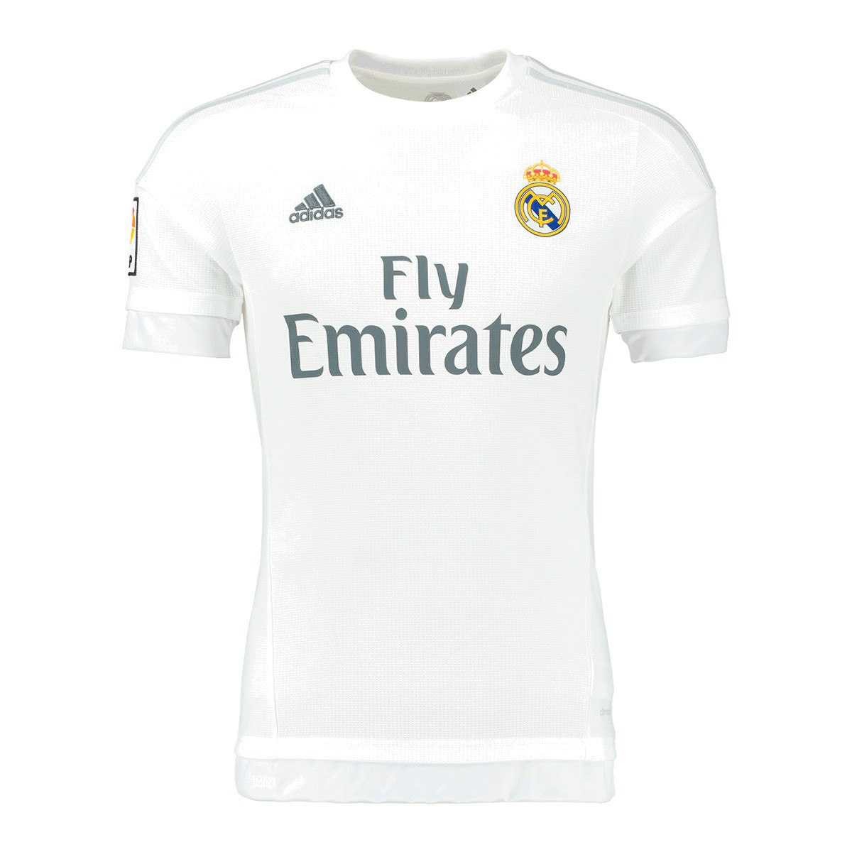 Camisa Real Madrid Adidas Home Infantil 2015 2016