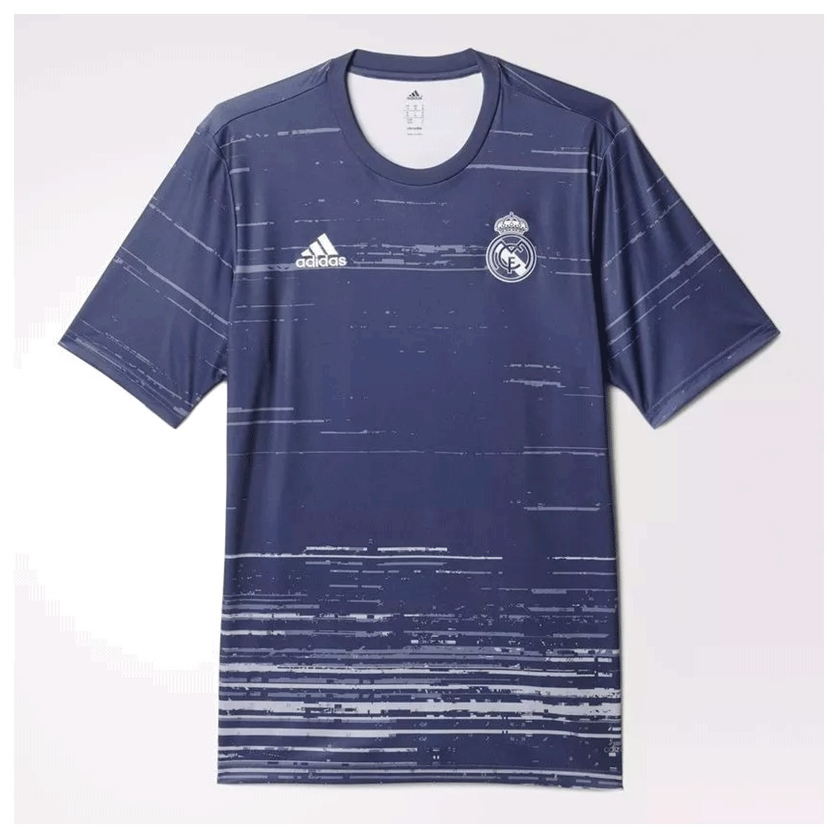 Camisa Real Madrid Adidas Pre Match 2016 2017