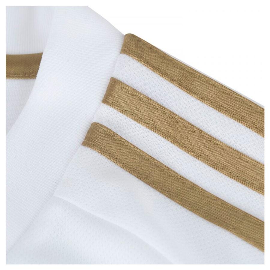 Camisa Real Madrid Adidas Treino 19 20 Branco