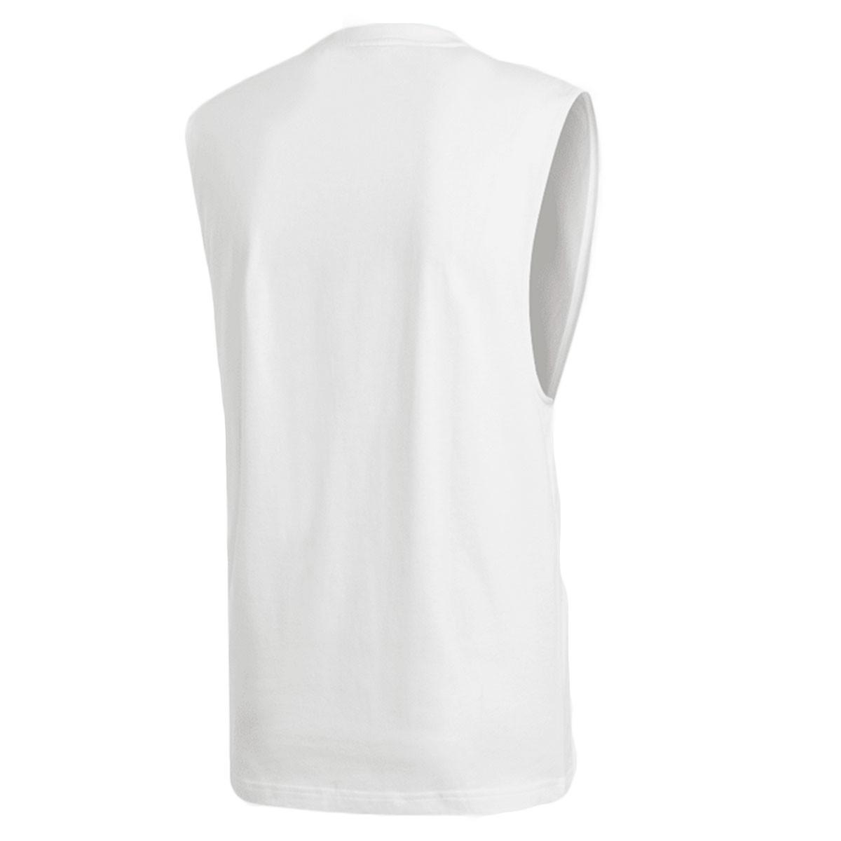 Camisa Regata Adidas MH Bos Tank Masculino - Branco