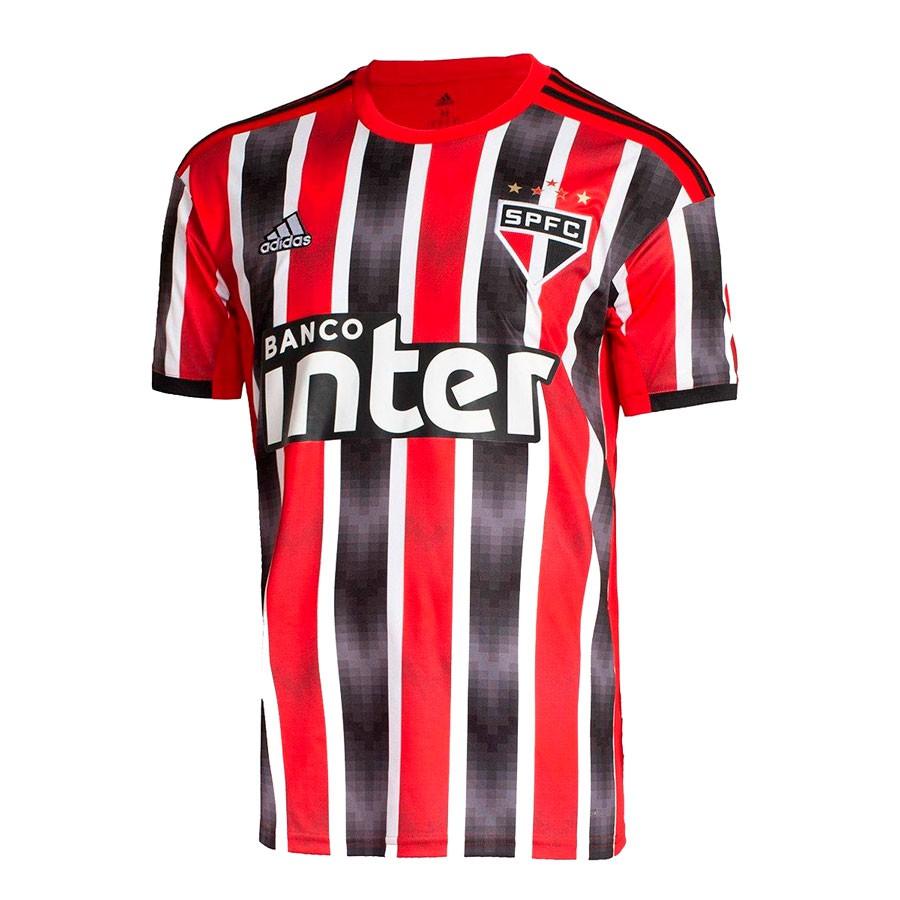 Camisa São Paulo Adidas Away Torcedor SN 19 20