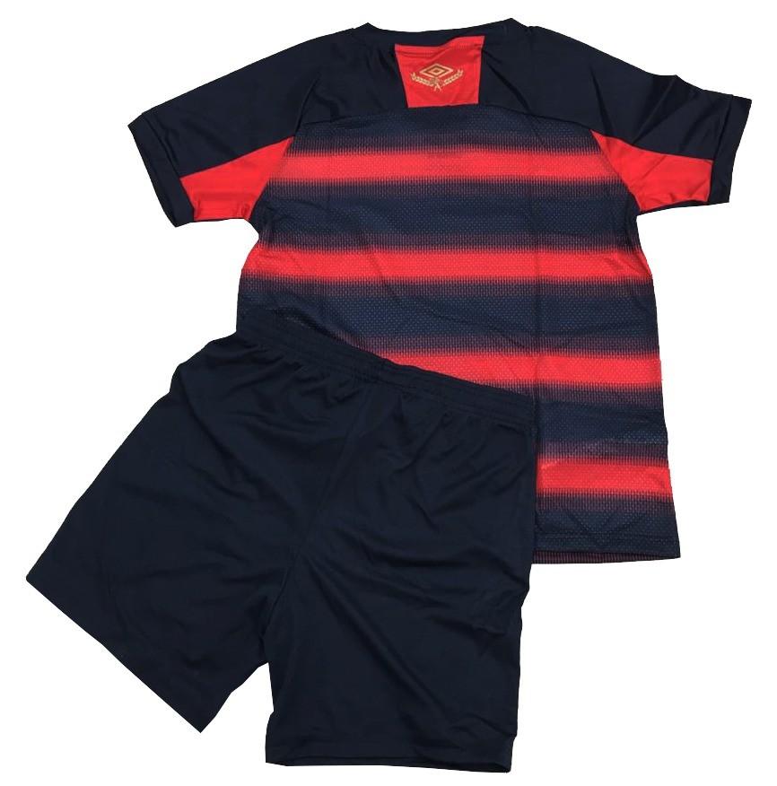 Camisa Sport Recife Kit Infantil Umbro of. 1 20/21