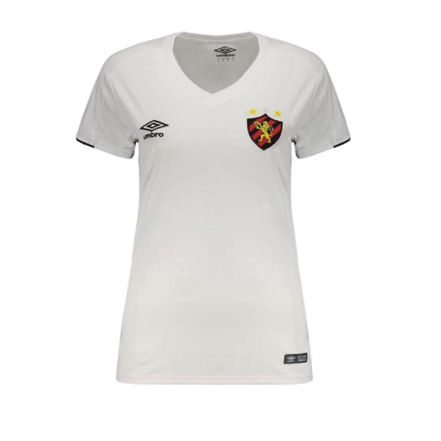 Camisa Sport Recife Umbro Away Feminino 2019