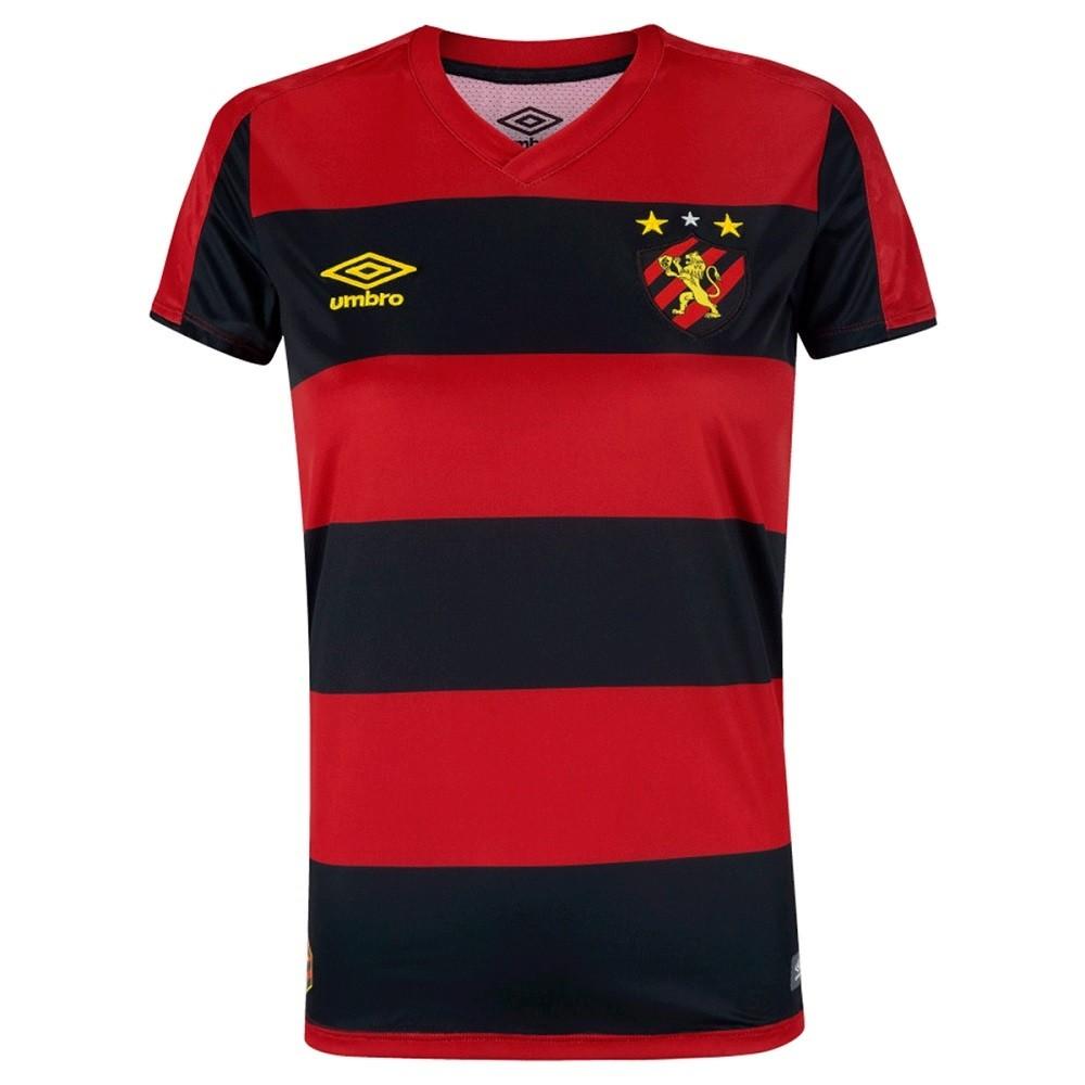 Camisa Sport Recife Umbro Home Feminino 2019
