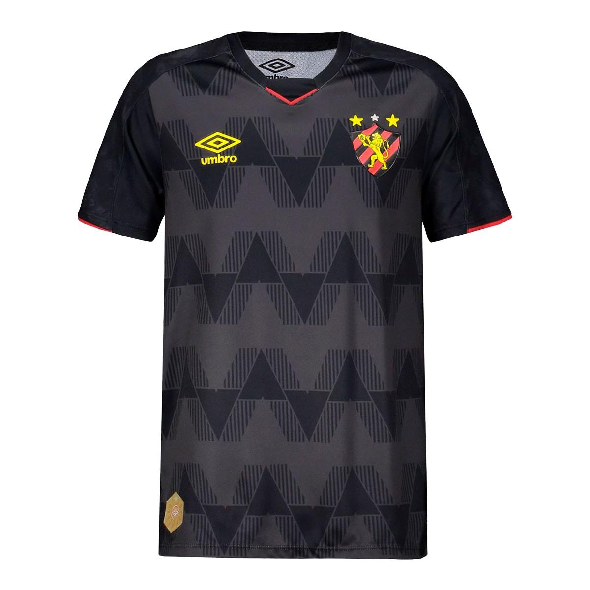 Camisa Sport Recife Umbro Juvenil III 19 20