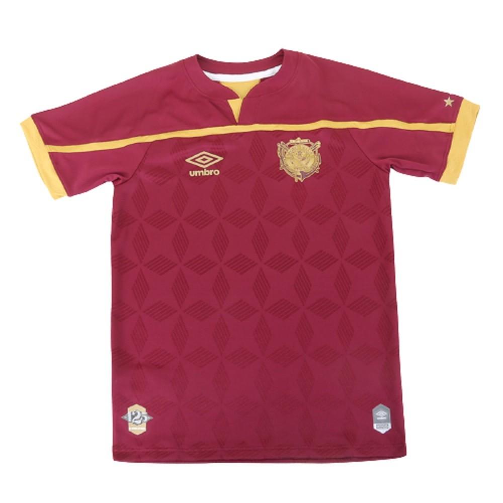 Camisa Sport Recife Umbro Juvenil Of. 20/21 Vinho