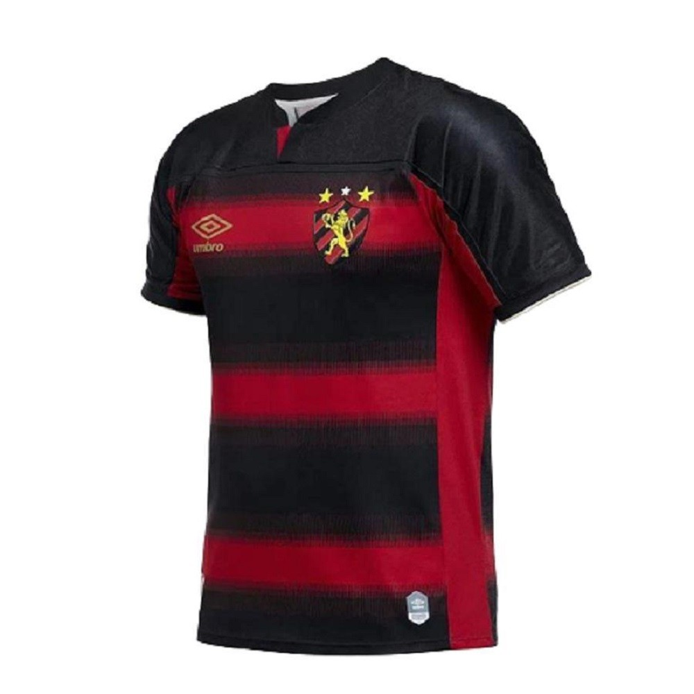 Camisa Sport Recife Umbro of. 1 Masculino 20/21