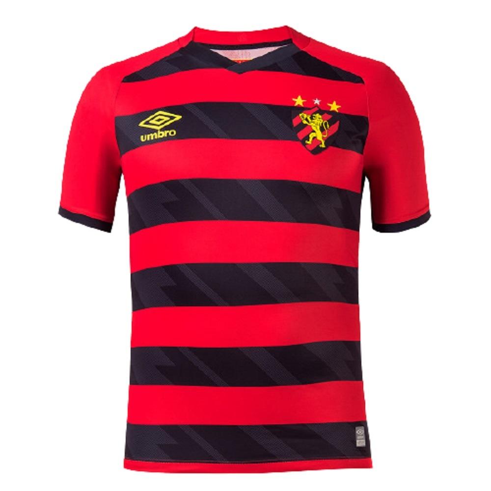Camisa Sport Recife Umbro Torcedor Of.1 Masculino 21/22