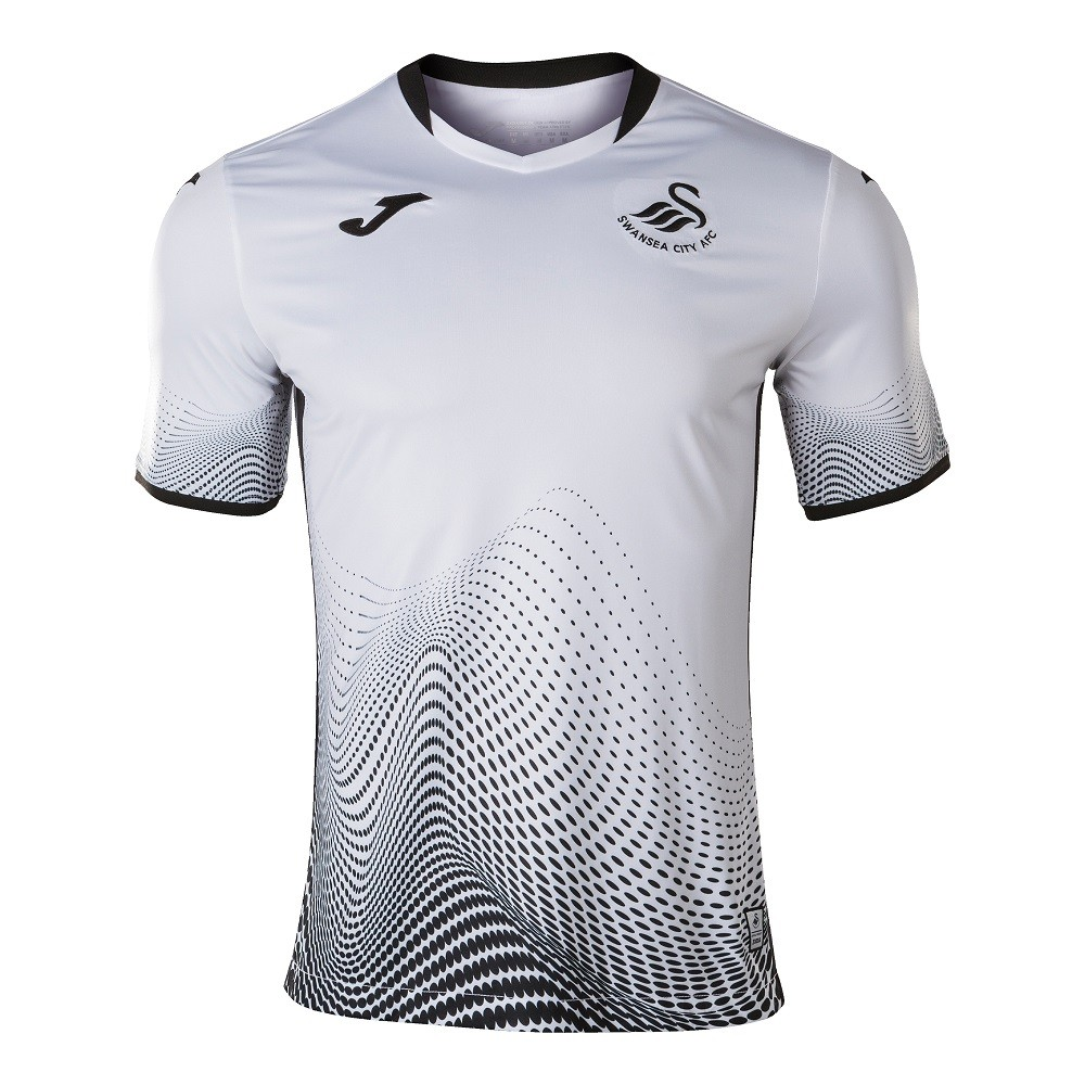 Camisa Swansea Home 20/21 Masculino Branco