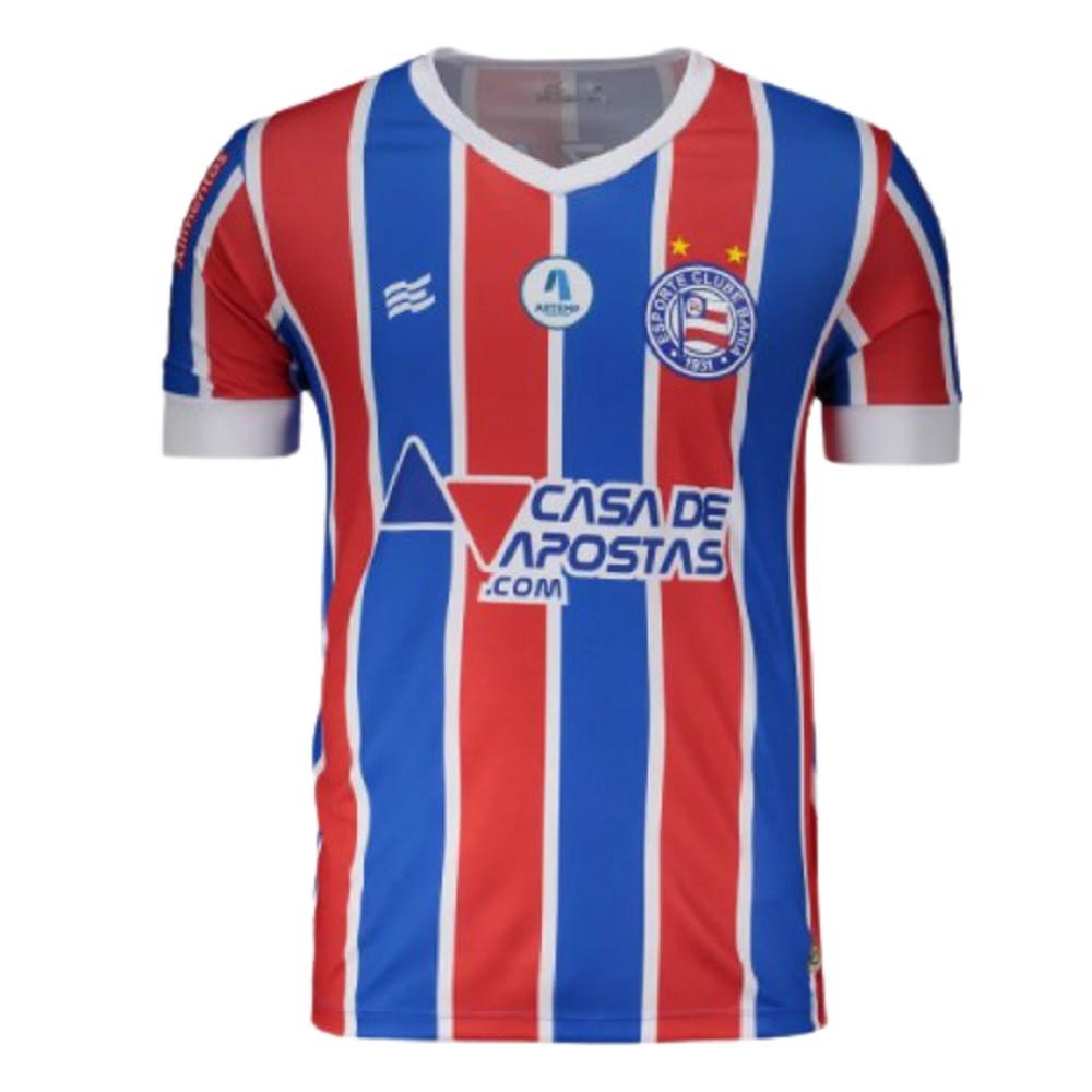 Camisa Torcedor 2 2021 Esquadrão Masculino Tricolor