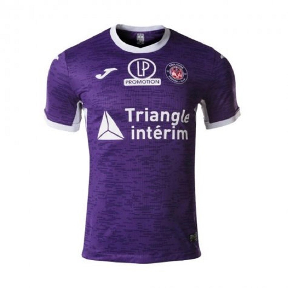 Camisa Toulouse Joma Home 2021 Masculino