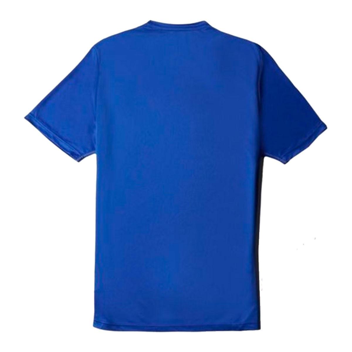 Camisa Treino Adidas Core 15 Masculino Azul
