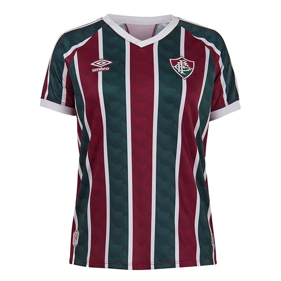Camisa Umbro Fluminense Of. 1 20/21 Feminina