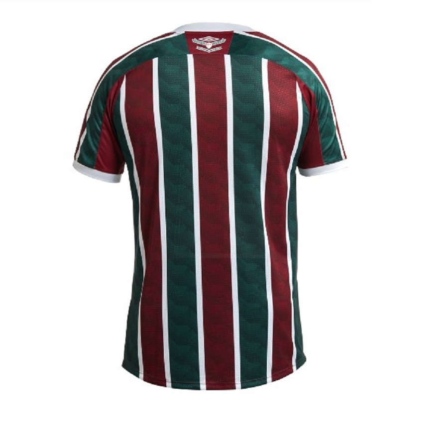 Camisa Umbro Fluminense Of. 1 20/21 Juvenil