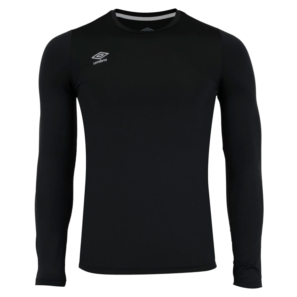 Camisa Umbro ML Basic UV Preto