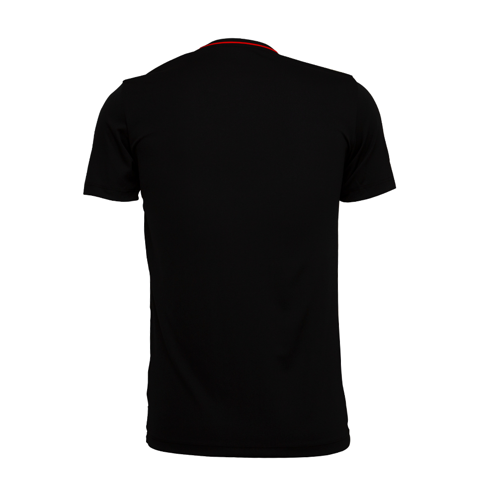 Camisa Umbro TWR Medusae Masculino Preto Laranja